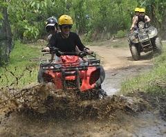 Bali Combination Tour, ATV Ride and Kintamani Tour