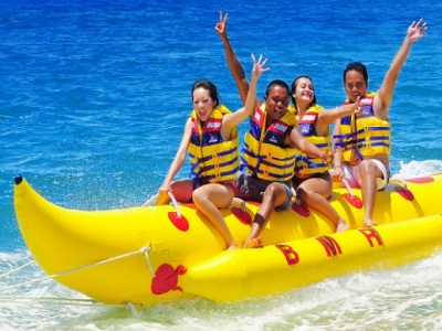 Bali Water Sports and Ayung Rafting Tour Packages, Bali Water Sports