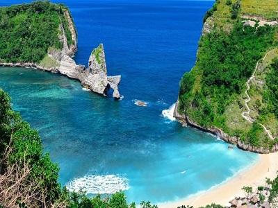 Bali East Nusa Penida Tour, Atuh Beach