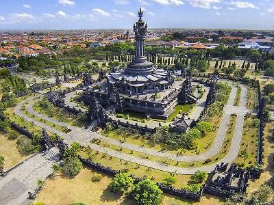 Half Day Denpasar City Tour, Bajra Sandhi Monument