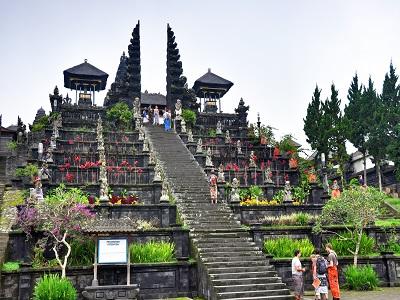 Full Day Kintamani and Besakih Tour, Besakih Temple