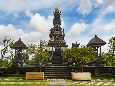 Half Day Denpasar City Tour, Jagatnata Temple