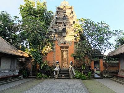 Full Day Ubud Tour, Ubud Royal Palace