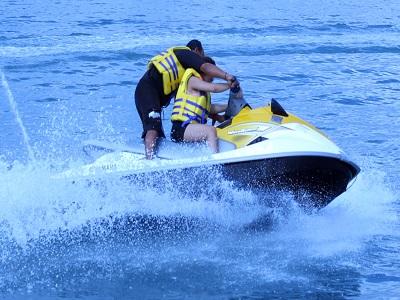 Bali Water Sports Tour, Jet Ski in Bali